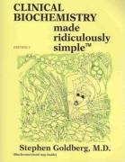 Clinical Biochemistry Made Ridiculously Simple 3rd Ed