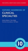 Oxford Handbook of Clinical Specialties 10th Ed.