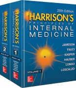Harrison's Principles of Internal Medicine (Vol.1 & Vol.2) 20th Ed