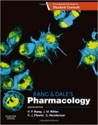 Rang & Dale's Pharmacology 8th Ed.